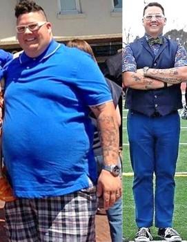 graham elliot pierde în greutate