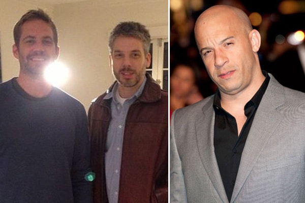 Vin Diesel and Paul