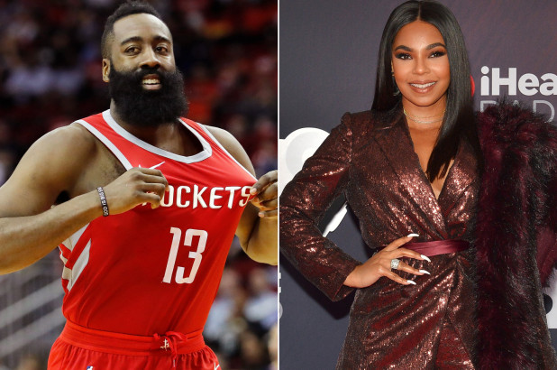 She is currently dating houston rockets star james harden