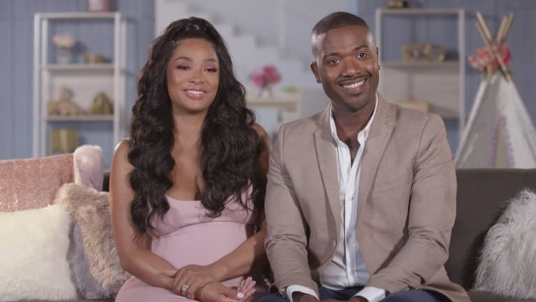 love and hip hop's ray j  princess love pregnant with