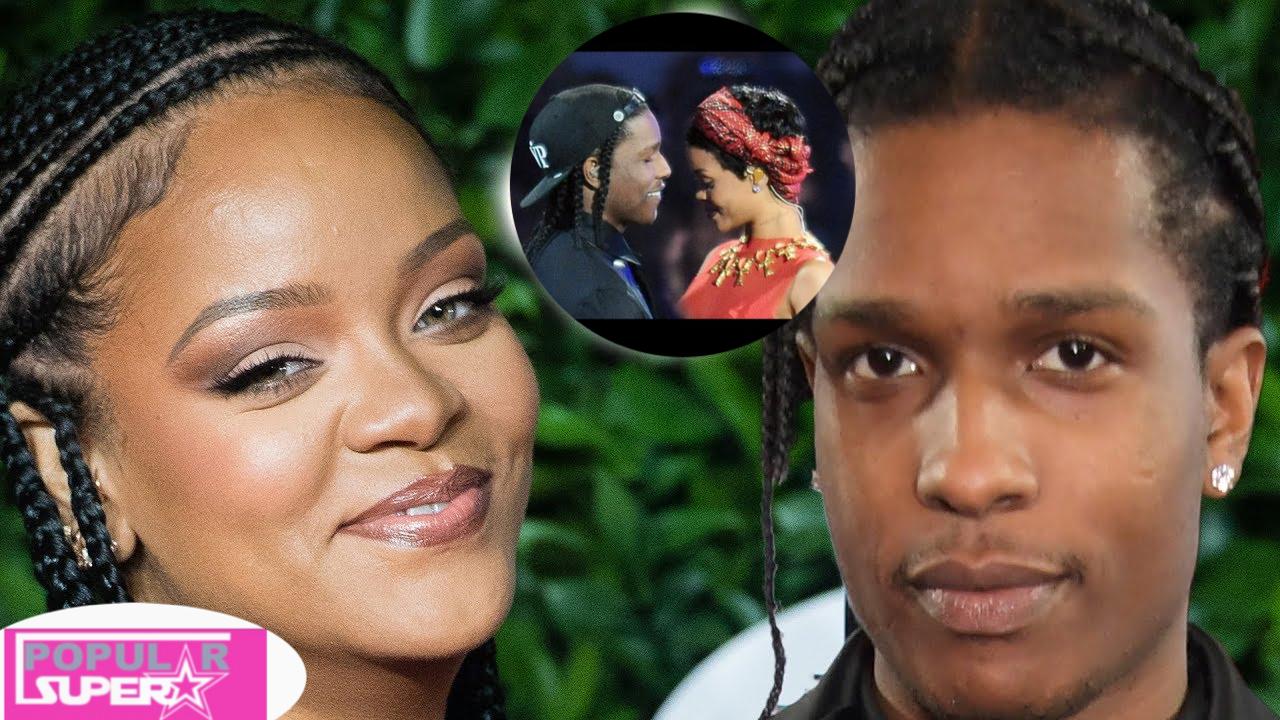 Rihanna och ASAP Rocky är de dating apotekare dating service
