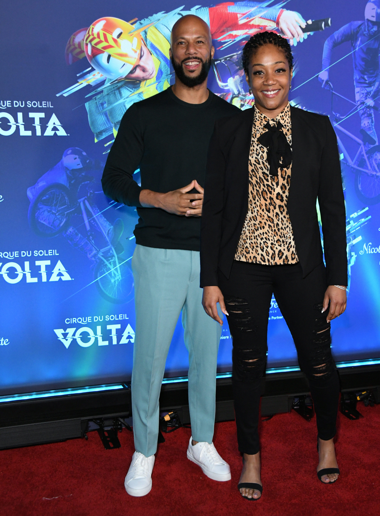 Rapper Common and Tiffany Haddish Are Dating - Officially