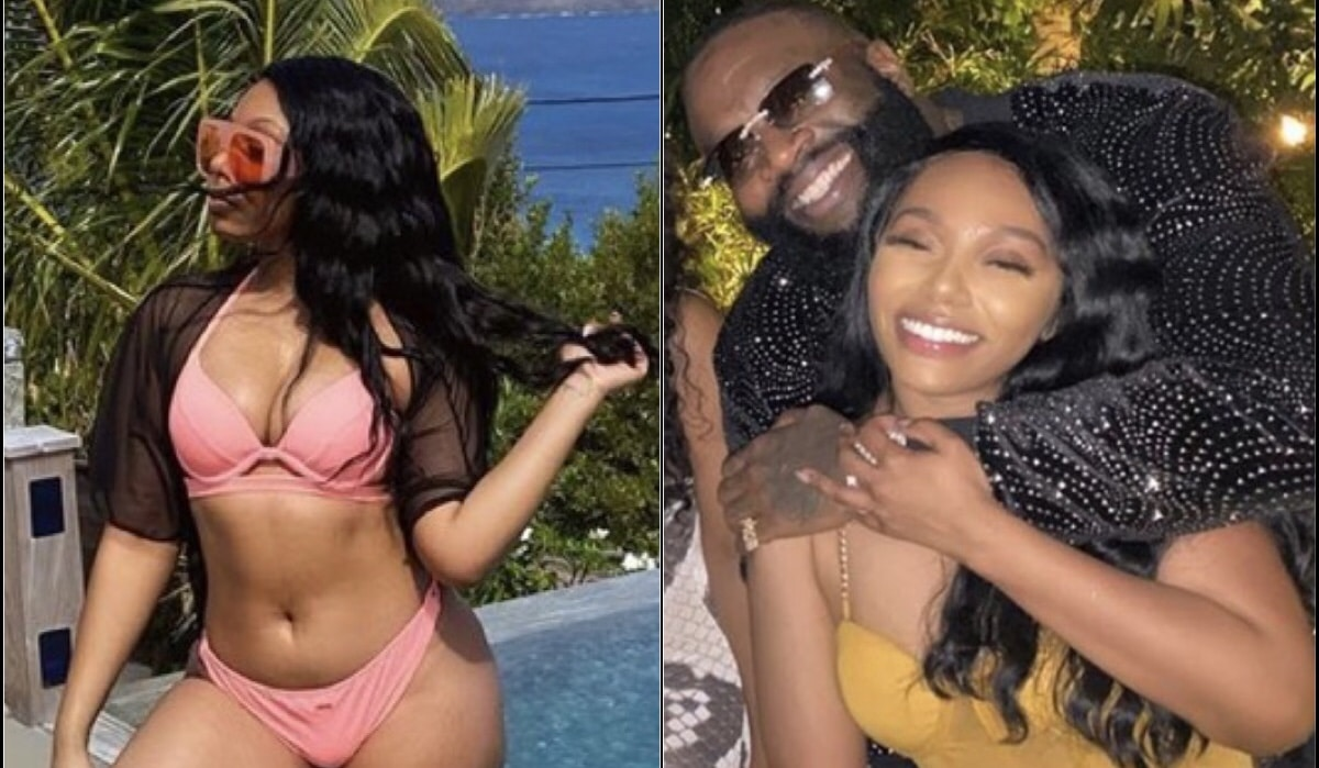 Rick Ross To Star In Reality Show w/ His New IG Model Girlfriend ...