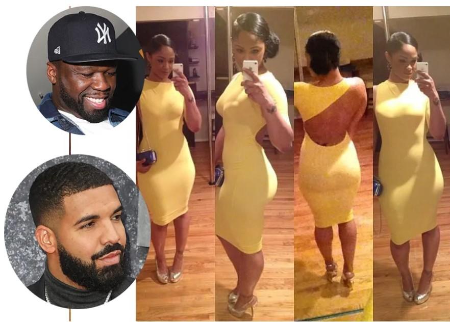 Maliah Michel Drake 50 Cent